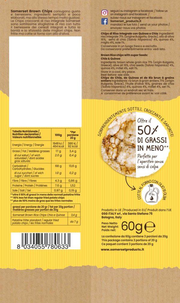 chips quinoa
